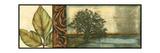 Small Pond at Sunset I Premium Giclee Print by Jennifer Goldberger