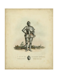 Men in Armour IV Prints by Samuel Rush Meyrick