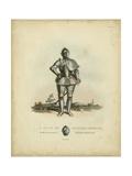 Men in Armour IV Prints by Samuel Rush Meyrick