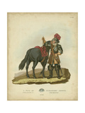 Men in Armour VI Prints by Samuel Rush Meyrick