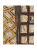 Textured Windows I Premium Giclee Print by Karen Deans