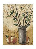 Leaves and Apples Print by Jade Reynolds