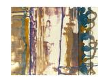 Fluid Connection II Reproduction sur métal par Jennifer Goldberger