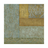 Mediterranean Tapestry I Print by Chariklia Zarris