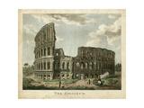 The Coliseum Posters af Merigot