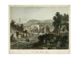 Theatre- Pompeii, Italy Prints by  Wolfensberger