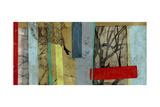 Woven Landscape II Posters by Jennifer Goldberger