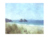 Cornish View Premium Giclee Print by Noah Bay