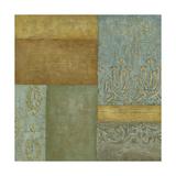 Mediterranean Tapestry II Prints by Chariklia Zarris