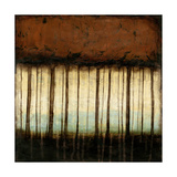 Autumnal Abstract IV Prints by Jennifer Goldberger