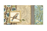 Parlor Songbird II Prints by Megan Meagher