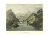 Lago Di Como, Italy Prints by William Leighton Leitch
