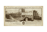 View of Bildewas-Abbey Prints by Nathanial Buck