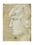Roman Fresco II Posters by Ethan Harper