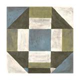 Patchwork Tile II Prints by Vanna Lam