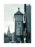Clock Tower I Posters by Carolyn Longley