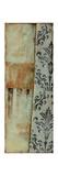Damask Harmony VI Prints by Jennifer Goldberger