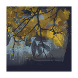 Midnight II Premium Giclee Print by Ken Hurd
