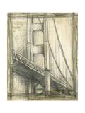 Pont du Golden Gate, San Francisco Affiches par Ethan Harper