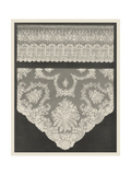 Vintage Lace III Prints by J.B. Waring