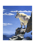 Rocky Mountain High Premium Giclee Print by Julie Chapman