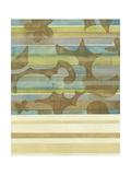 Seaside Garden I Poster by Chariklia Zarris