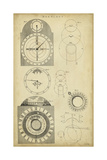 Clockworks I Prints by  Chambers