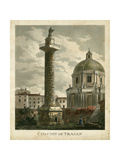 Column of Trajan Prints by  Merigot