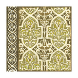 Burnished Arabesque I Posters by Nancy Slocum