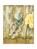 Garden Metamorphosis II Prints by Jennifer Goldberger