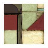 Loft Abstract III Prints by Jennifer Goldberger