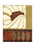 Garnet Moderna I Poster by Nancy Slocum