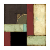 Loft Abstract I Prints by Jennifer Goldberger