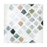 Turkish Tile I Premium Giclee Print by Jodi Fuchs