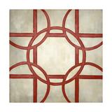 Simetría clásica II Láminas por Chariklia Zarris