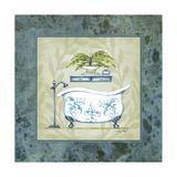 Bath Splash I Premium Giclee Print by Sydney Wright