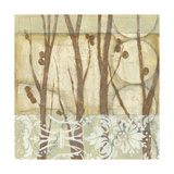 Willow and Lace III Giclee Print by Jennifer Goldberger