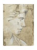 Roman Fresco I Art by Ethan Harper