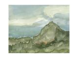 Plein Air Mountain View I Print by Ethan Harper