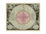 Planetary Chart IV Prints