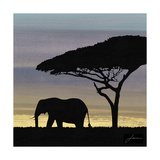 Savanna I Prints by James Burghardt
