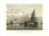 Church of S.Giorgio-Maggiore Prints by William Leighton Leitch