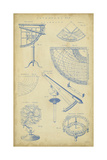 Chambers - Vintage Astronomy I - Poster