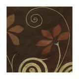 Cardamon Floral I Prints by Erica J. Vess