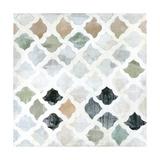 Jodi Fuchs - Turkish Tile II - Poster