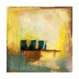 Aquamarine Aura II Giclee Print