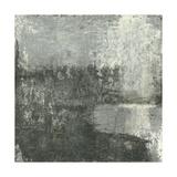 Gray Abstract III Art par Elena Ray