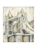 Urban Bridgescape II Posters
