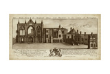 View of Newstead Abbey Prints by Nathanial Buck