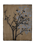 Branch in Silhouette I Print by Jennifer Goldberger